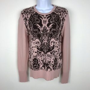 ✨ MARKUS LUPFER 100% Cashmere Sweater M